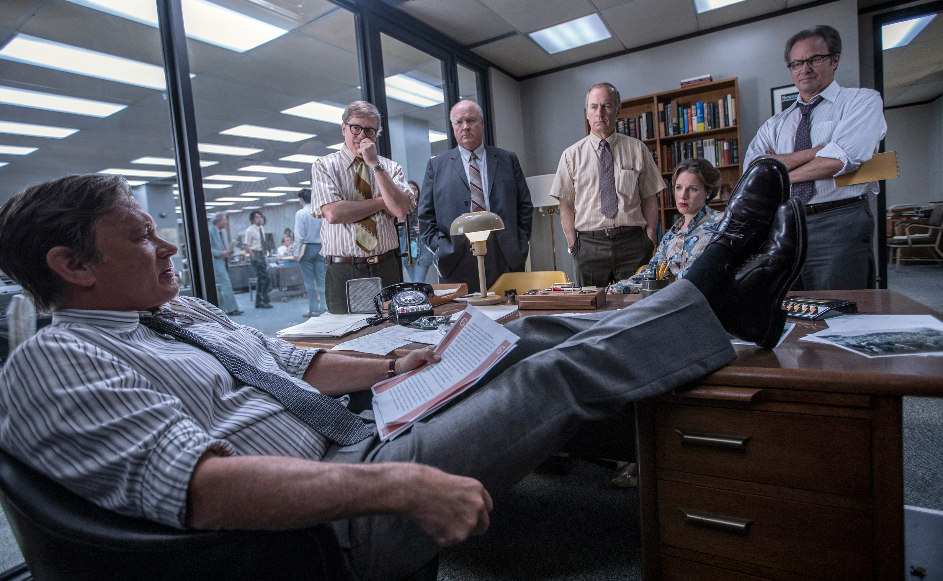 'The Post' Review: Steven Spielberg's Journalistic Thriller Could Not Be  More Timely