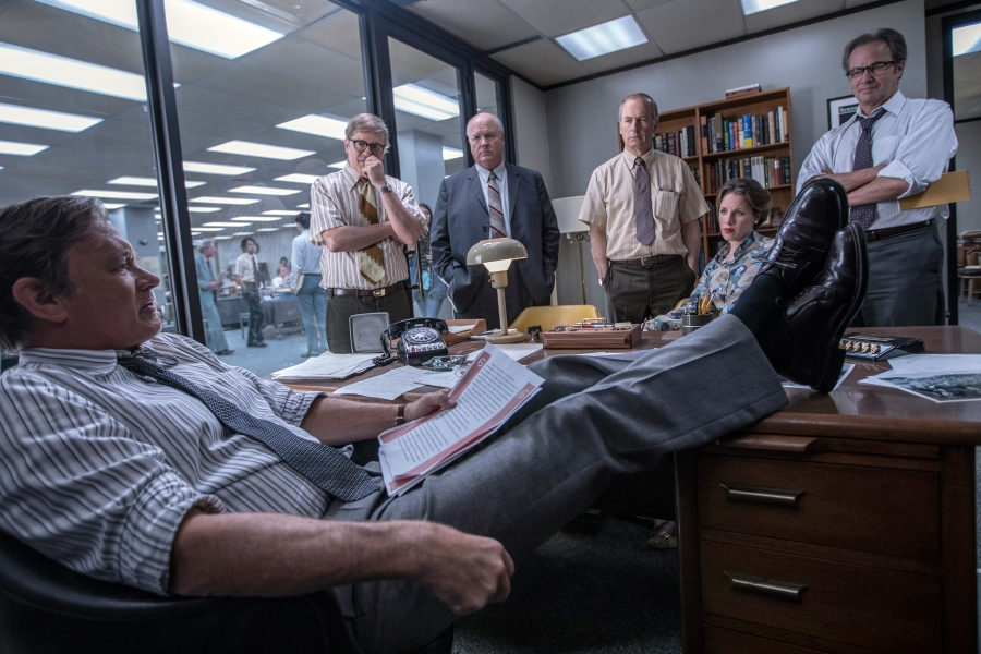 Peter Travers: Spielberg's 'The Post' Could Not Be More