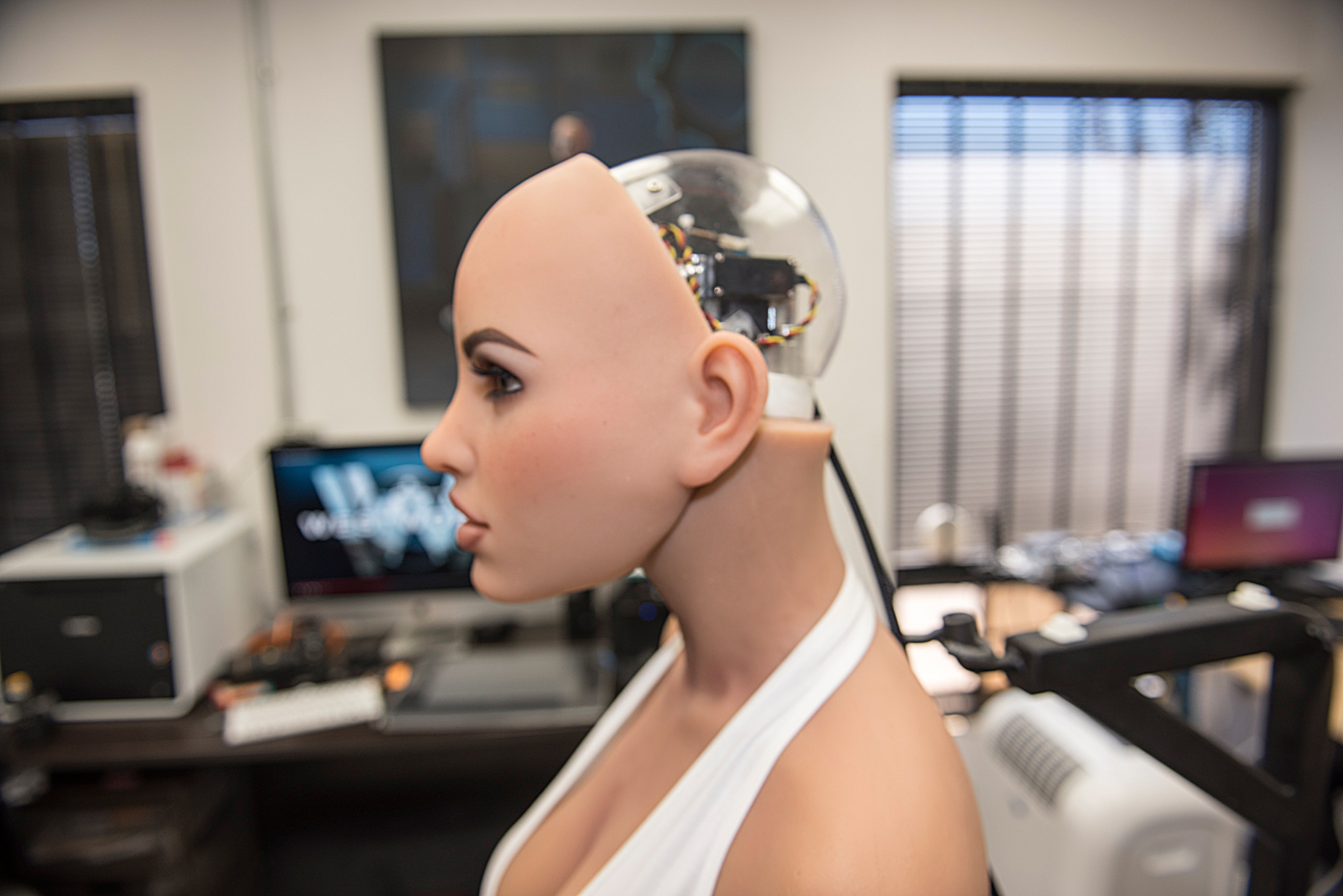 Future Of Sex How Close Are Robotic Love Dolls