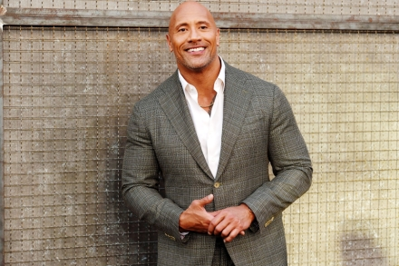 21 Things We Learned Hanging Out With Dwayne Johnson