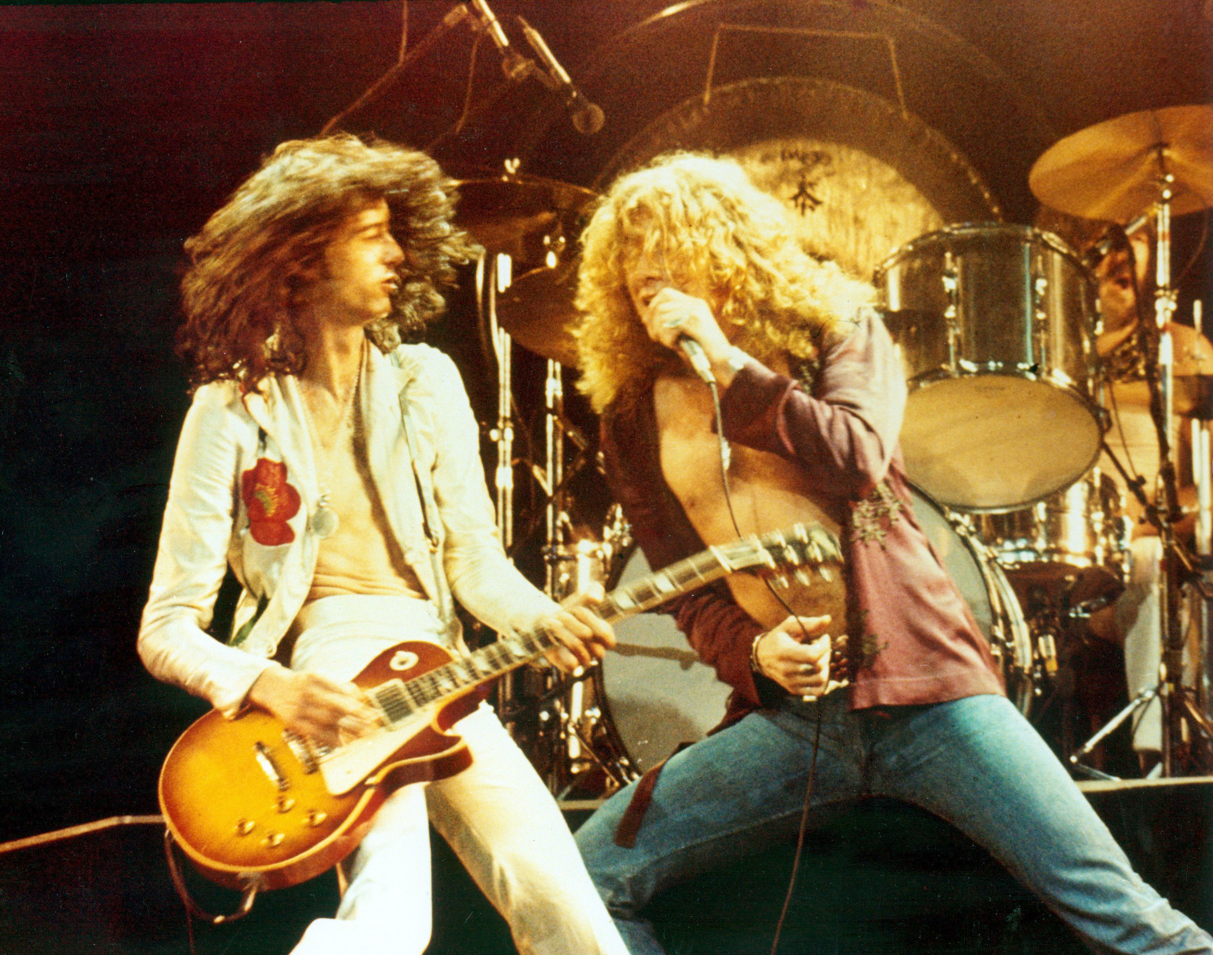 b4f717c1 Inside Led Zeppelin's 'The Song Remains the Same' – Rolling Stone