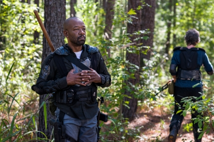The Walking Dead' Recap: #FreeMorgan – Rolling Stone