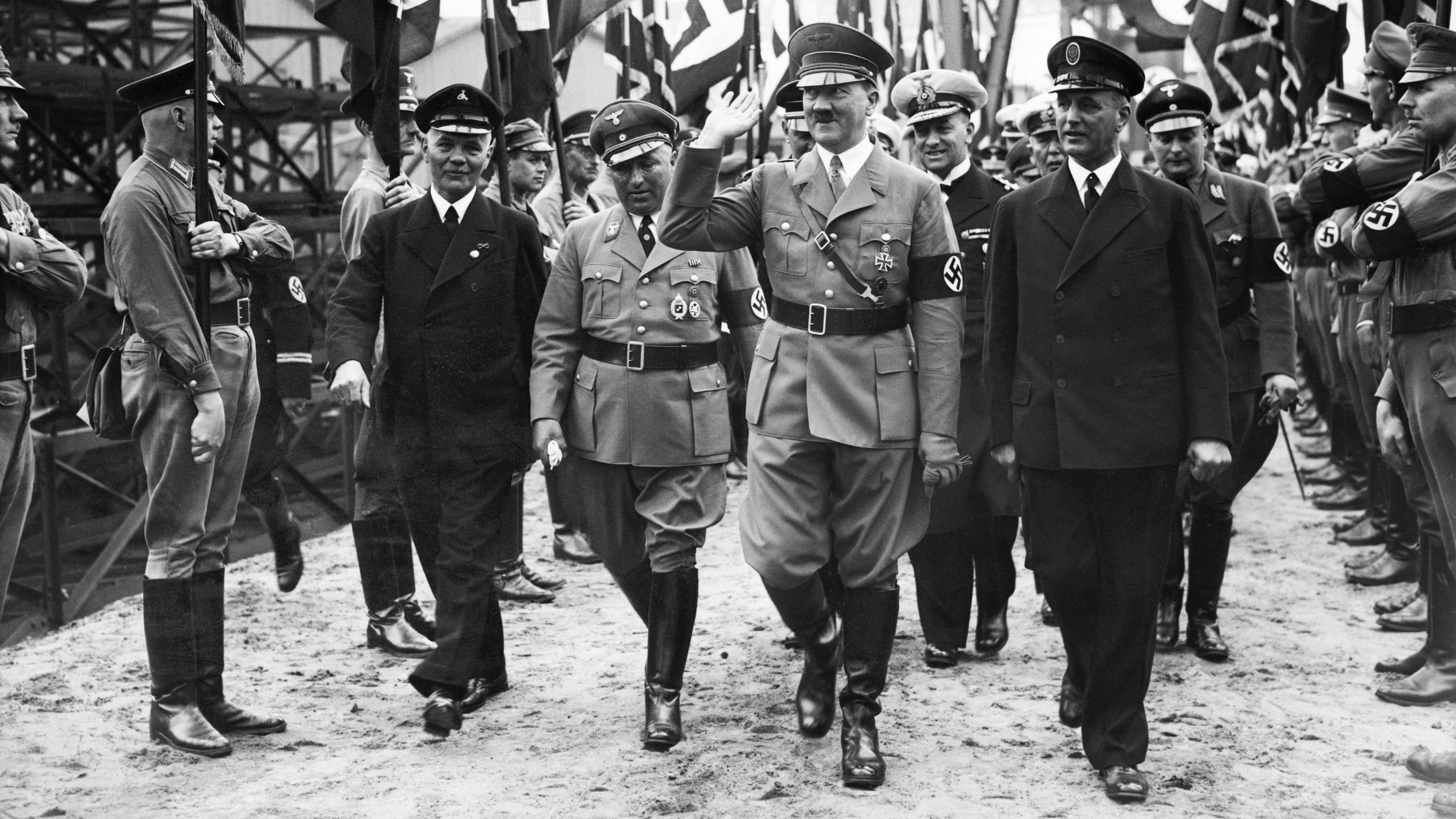 why did hitler want power