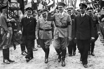 Hitler, Nazis Secret Oxycodone and Methamphetamine Addiction