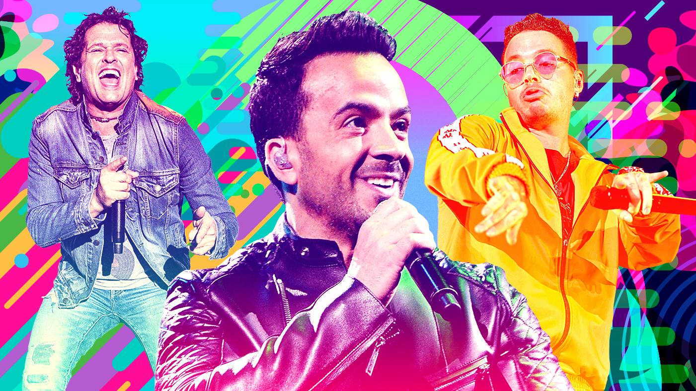 Inside Latin Pop's 2017 Takeover: 'Despacito' and More – Rolling Stone