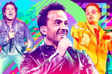 Inside Latin Pop's 2017 Takeover: 'Despacito' and More