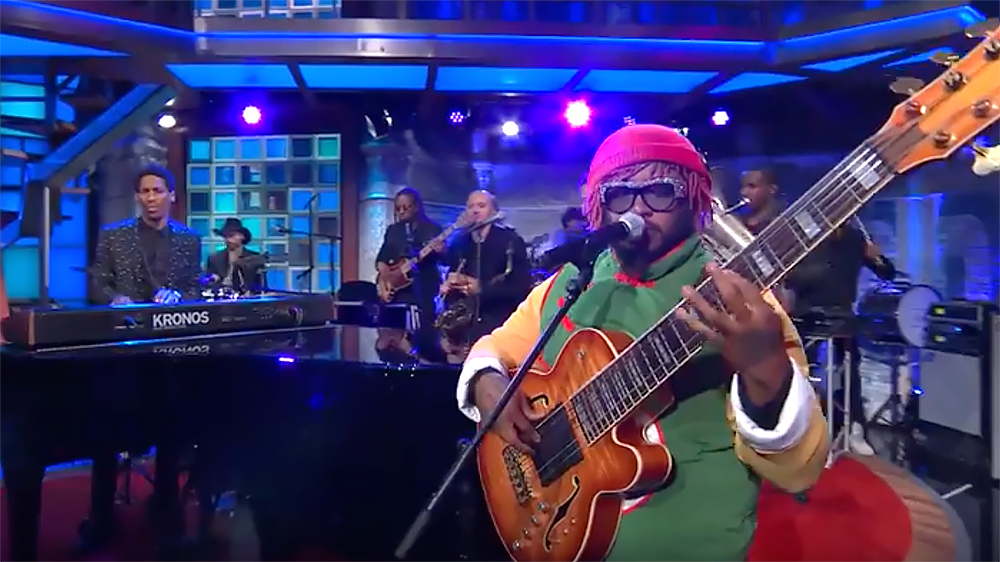 See Thundercat Perform Funky \'Them Changes\' With Jon Batiste ...