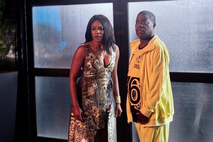 Tracy Morgan and Tiffany Haddish on Painfully Funny 'The