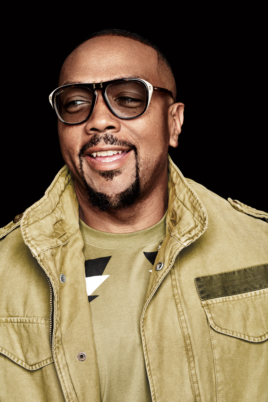 Timbaland Comes Back From the Brink.