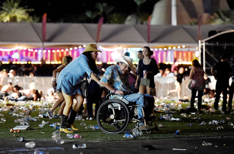 It's Time to Politicize the Terror Attack in Las Vegas