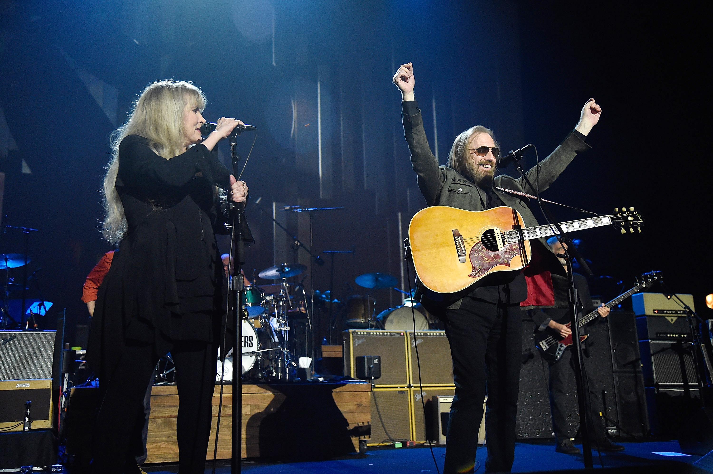 Stevie nicks on the last time she saw tom petty rolling stone stevie nicks tom petty tribute m4hsunfo