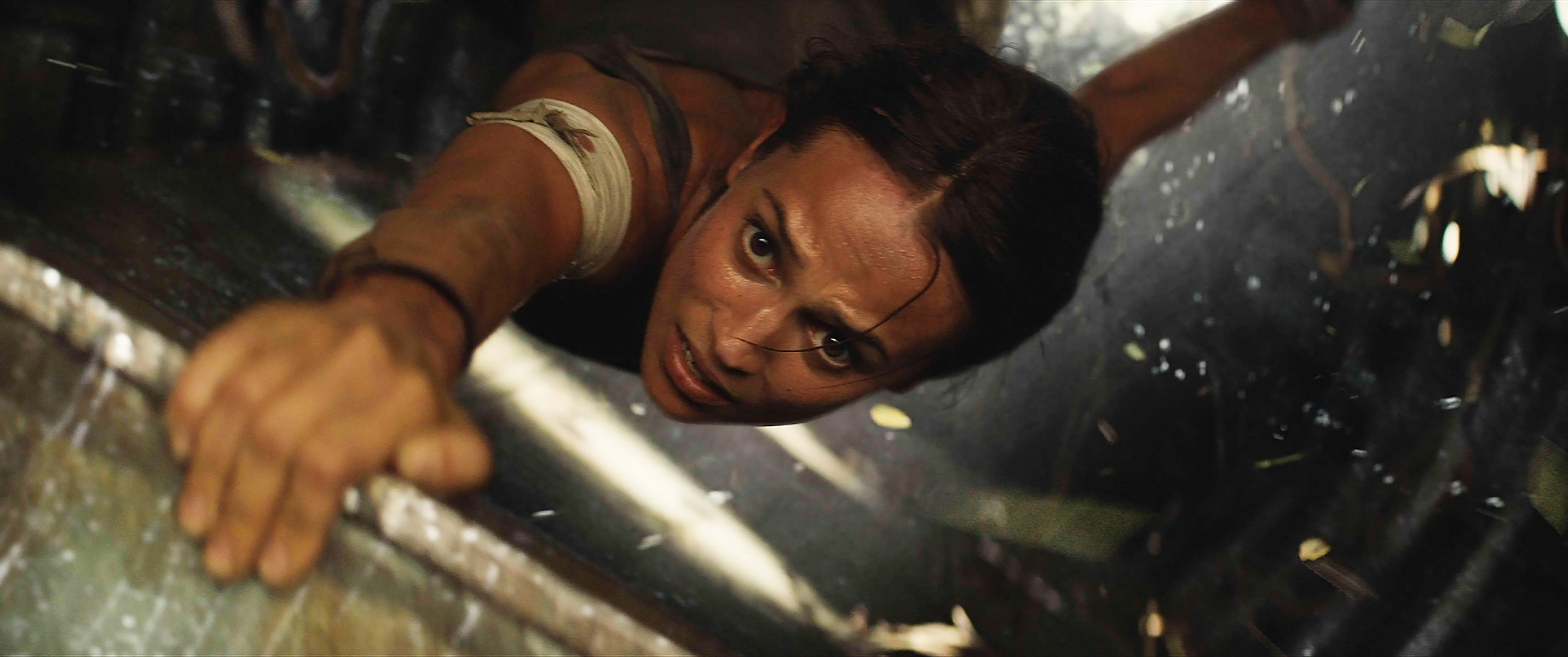 Image result for tomb raider movie oh come on