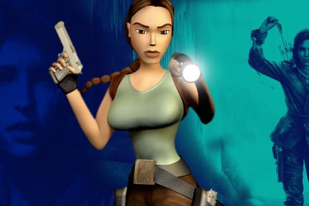 Lara Croft Turns 20 Why Tomb Raider Gaming Icon Matters Rolling Stone
