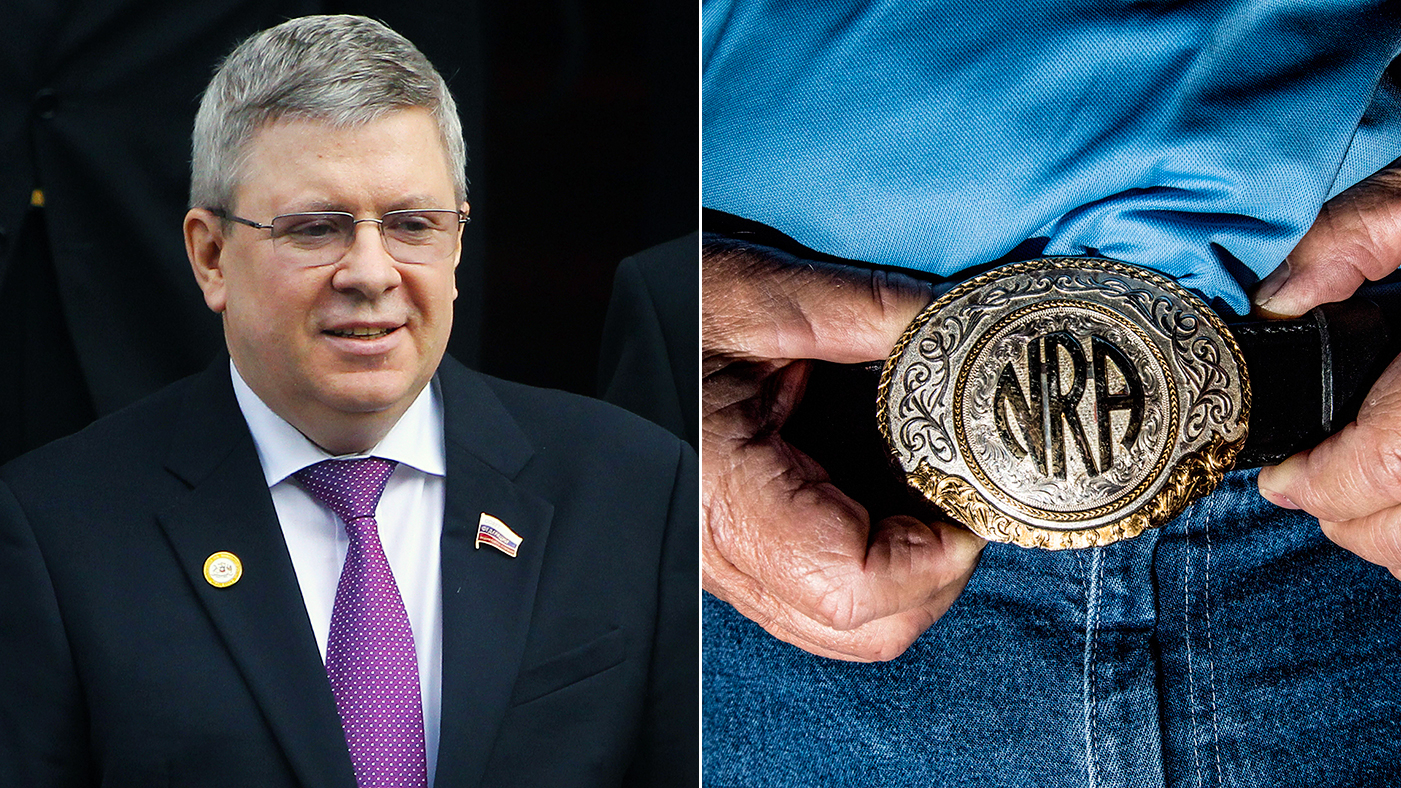 Inside The Decade Long Russian Campaign To Infiltrate Nra Elect 3 5 Mm Jack Ptt Microphone Wiring A Key Figure With Connections Trump And Faces Sanctions
