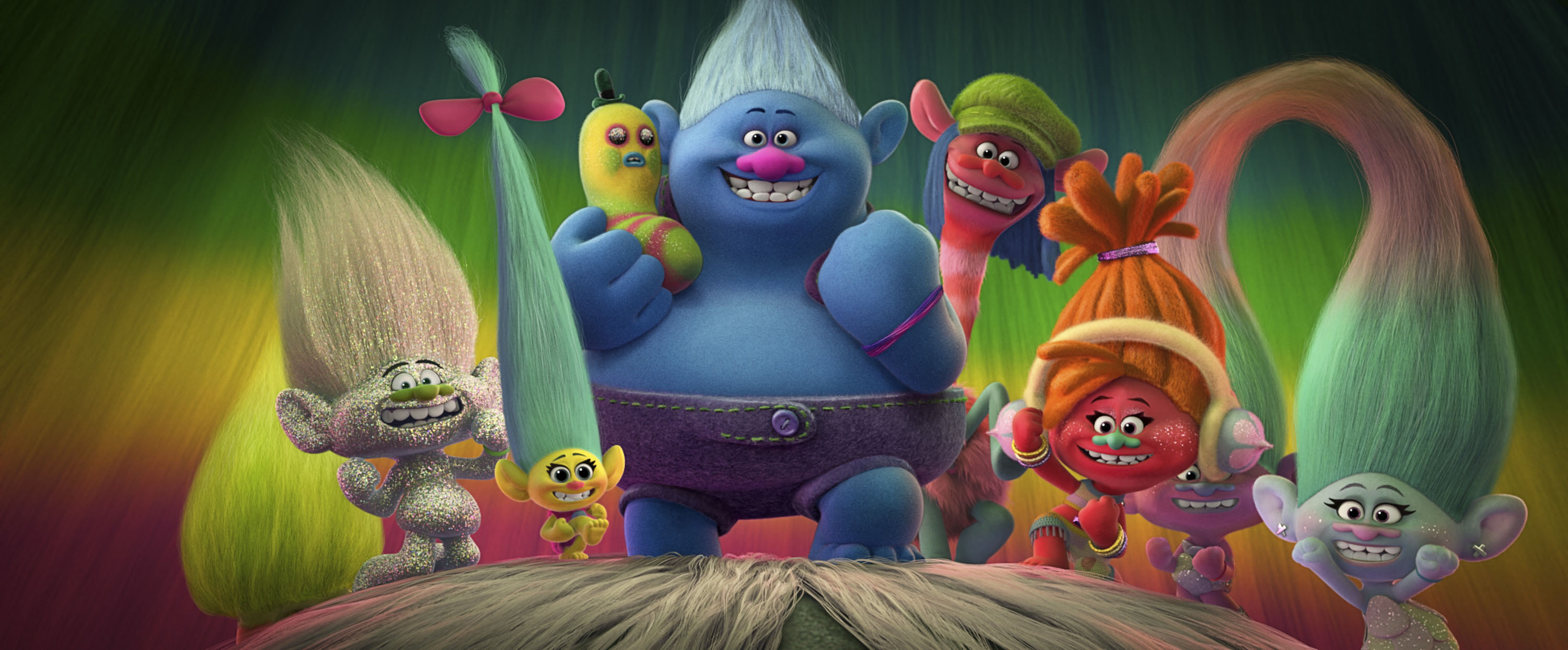 Trolls Movie Review Rolling Stone