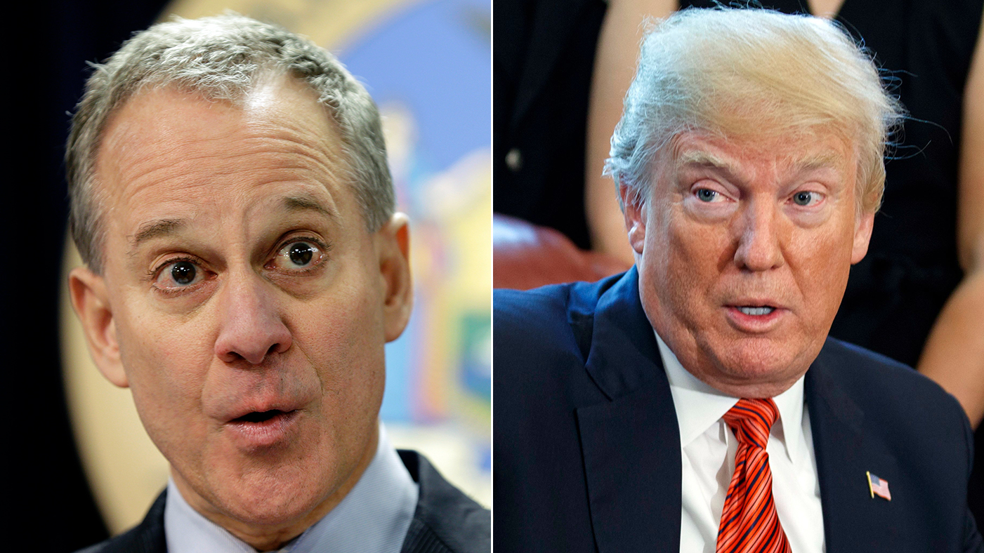 trump and cohen s tangled web with eric schneiderman rolling stone