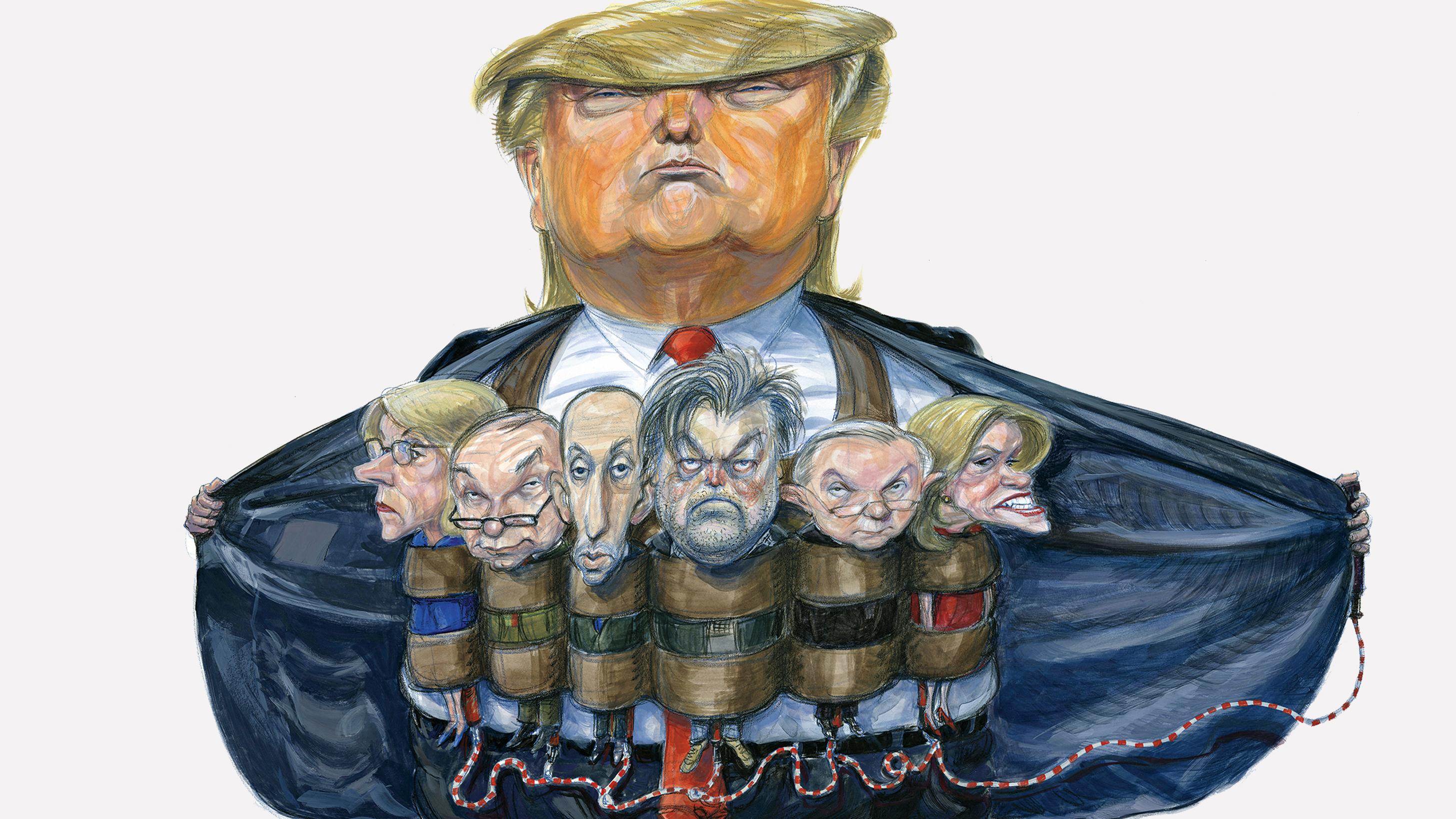 Trump the Destroyer