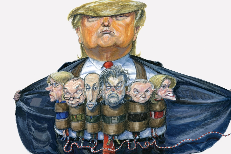 Why Trump Is Mentally Unfit to Be President: Pathology of Narcissism