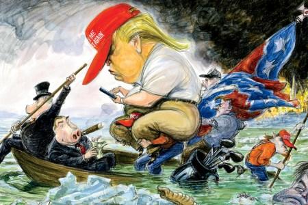 Donald Trump's Twilight Zone