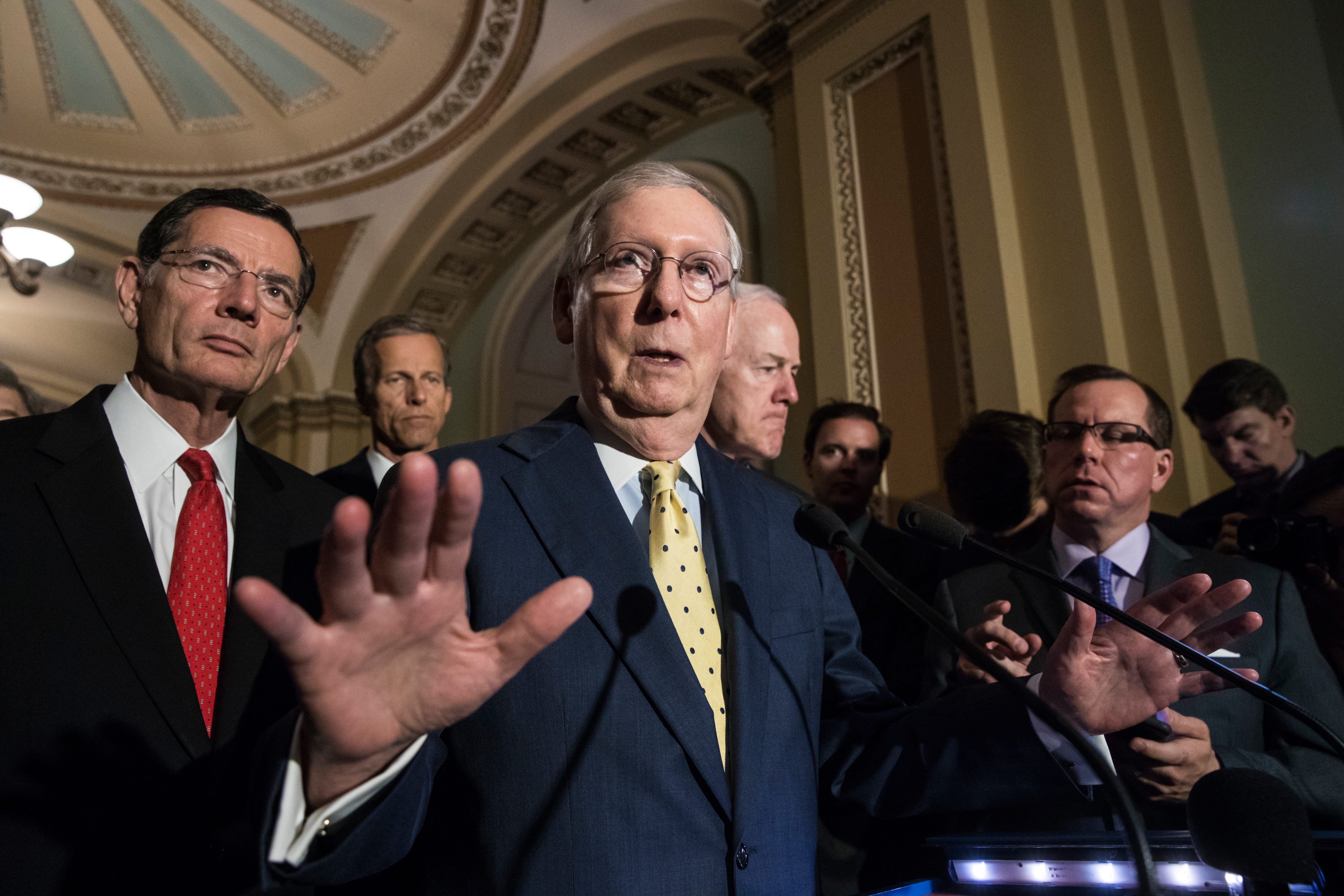 Trumpcare Takes From the Poor to Give to the Rich