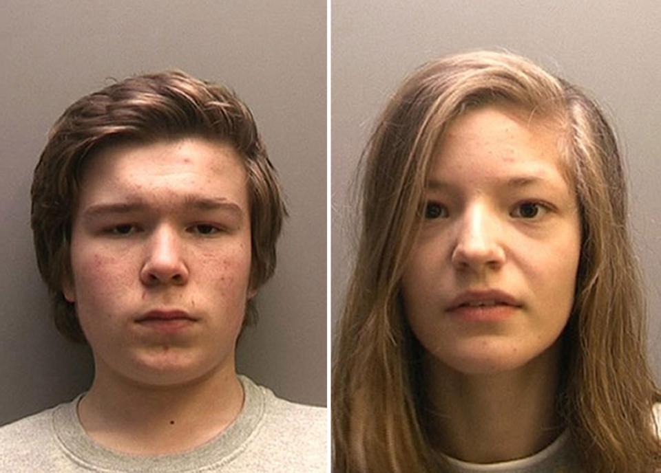 Teenage Couple Confesses to Brutal Double Murder – Rolling Stone