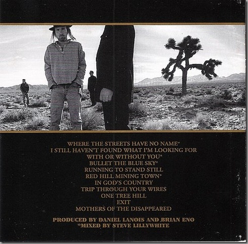 U2s The Joshua Tree 10 Things You Didnt Know Rolling Stone