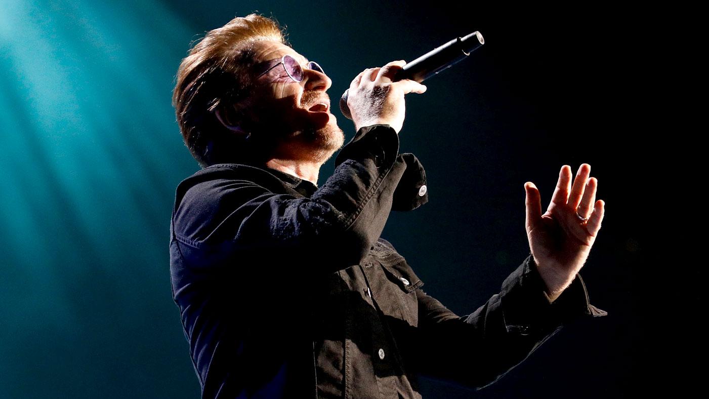 Bono on U2's New Album, Taking On Donald Trump – Rolling Stone