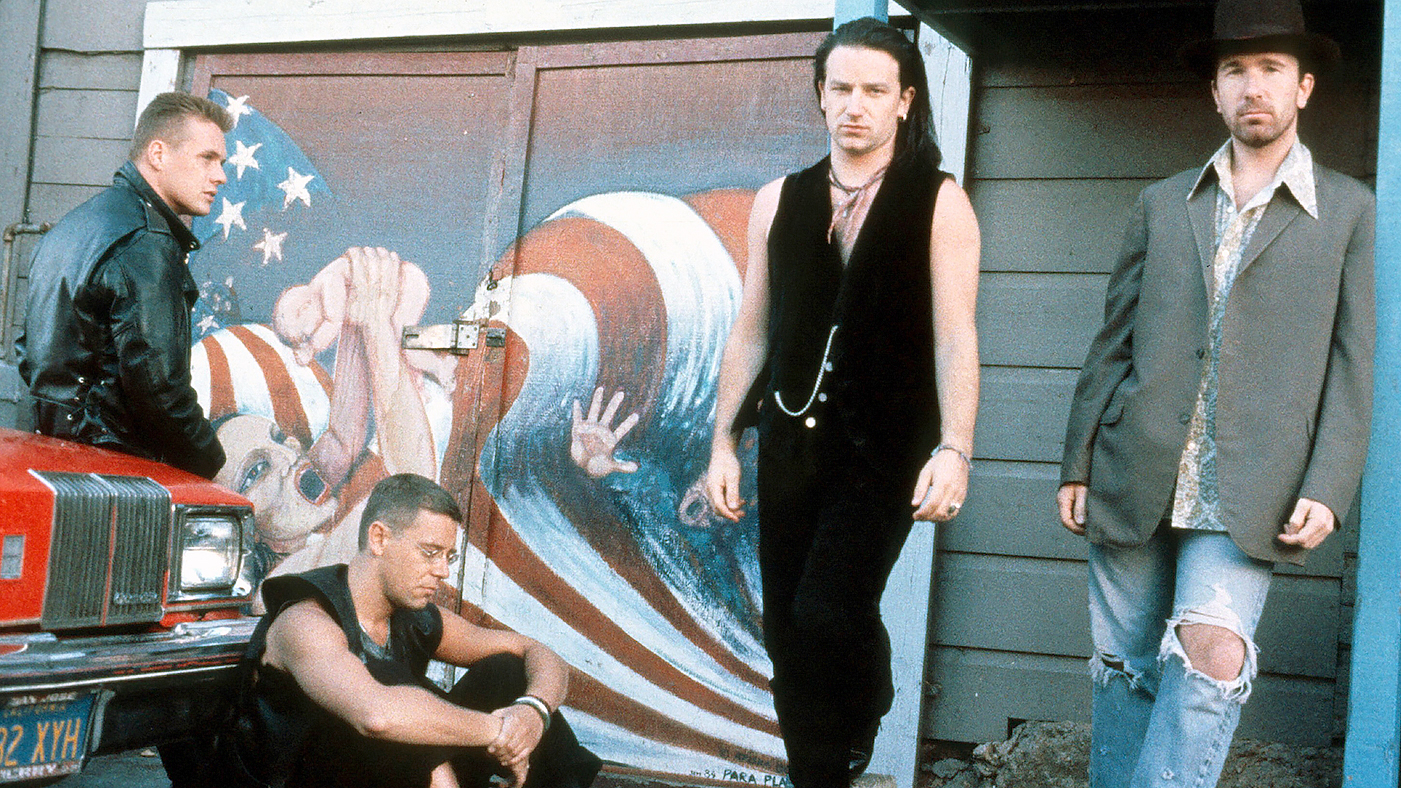 How U2 Fell In Love With Nashville And Influenced Today S Country Music