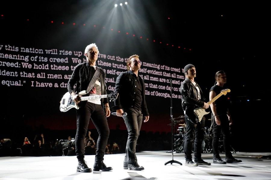 U2, Third Man Records Prep 'The Blackout' Vinyl Single
