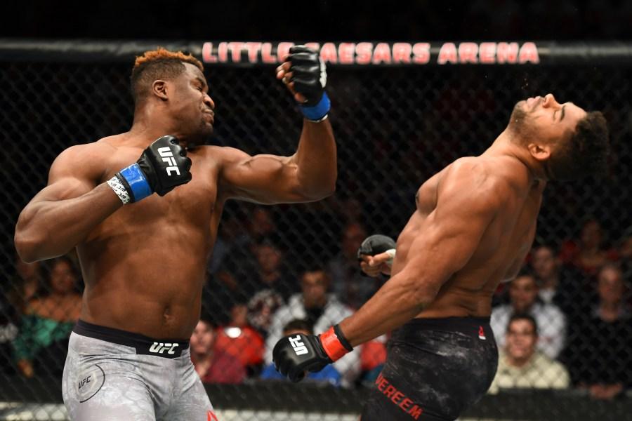 UFC 218: Max Holloway's 'Bless...