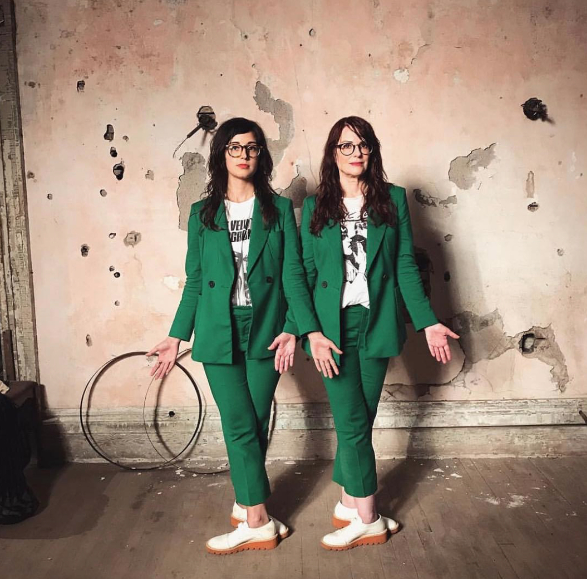 e2ce59523415 Megan Mullally and Stephanie Hunt will launch a spring tour as the duo  Nancy and Beth.