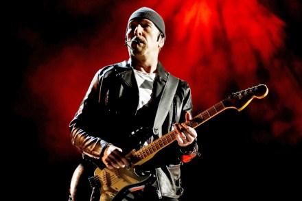The Edge on New U2 Album, Bono's 'Brush With Mortality