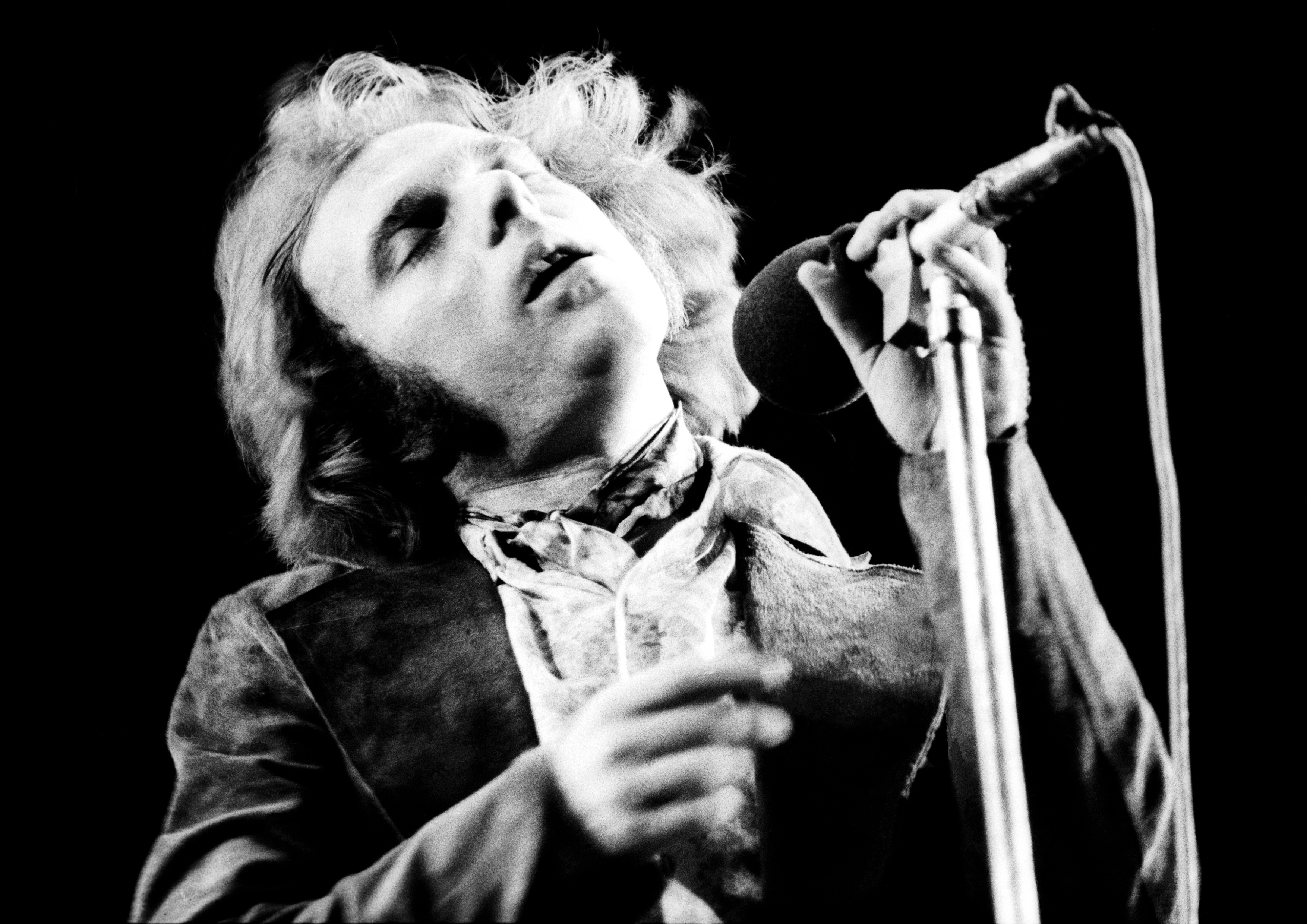 Inside Van Morrison S It S Too Late To Stop Now Tour Rolling Stone