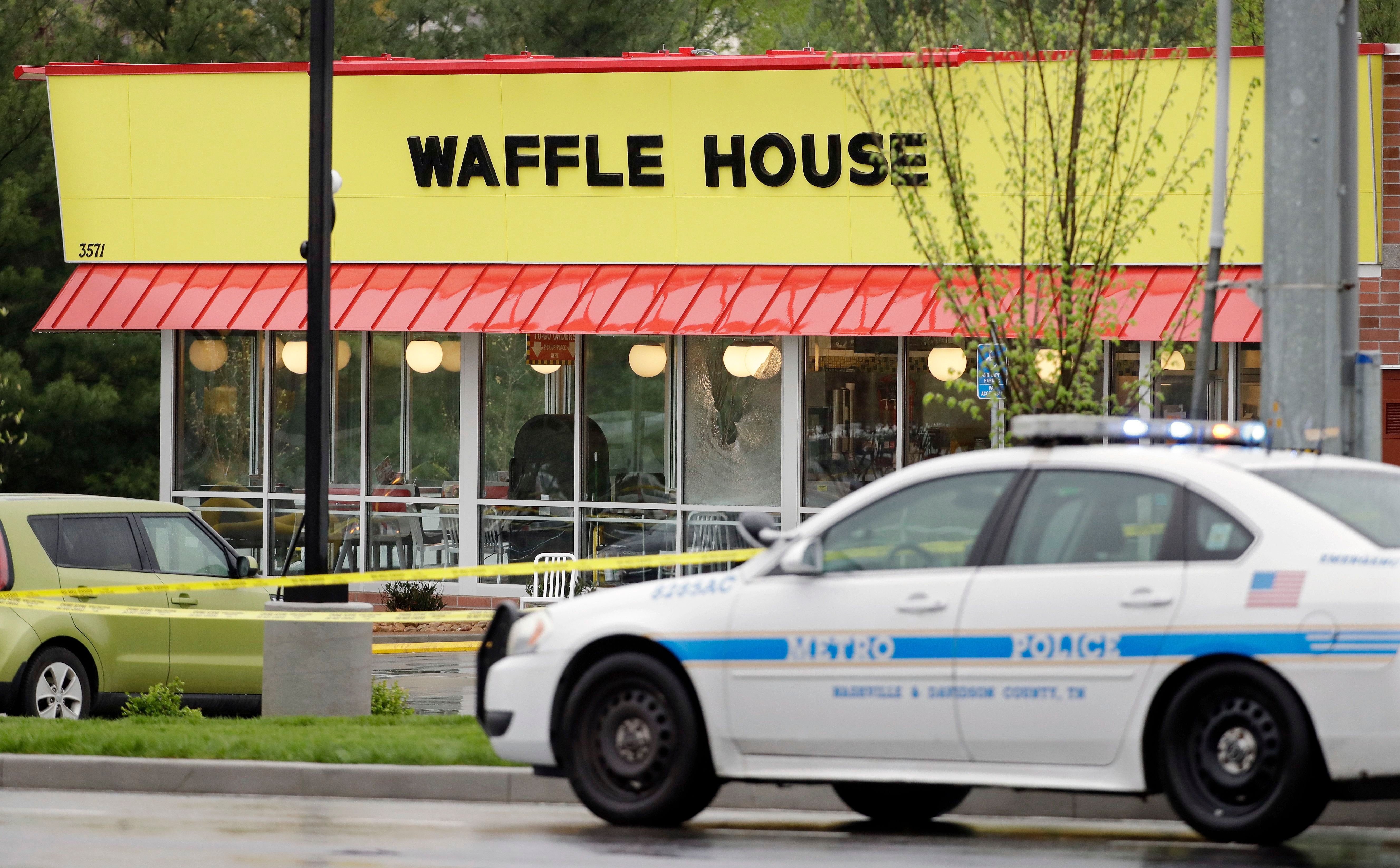 The Very Latest On Waffle House Shooting