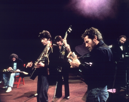 Why the Band's 'The Last Waltz' Is a Concert-Movie Classic – Rolling