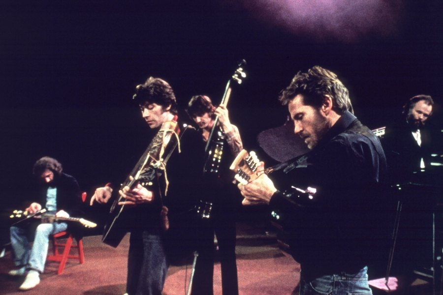 Why the Band's 'The Last Waltz' Is a Concert-Movie Classic