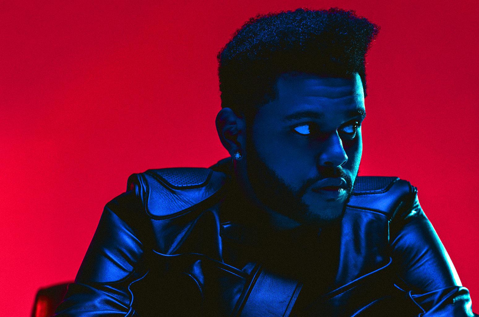 The Weeknds Third Alis Starboy
