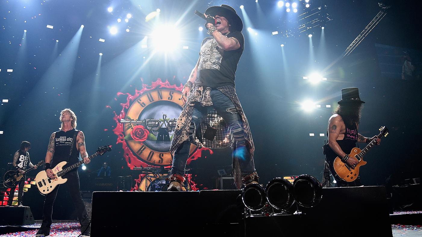 e7e27e79470 Where Do Guns N  Roses Go From Here  Guns N  Roses are nearing the end of  their reunion tour ...