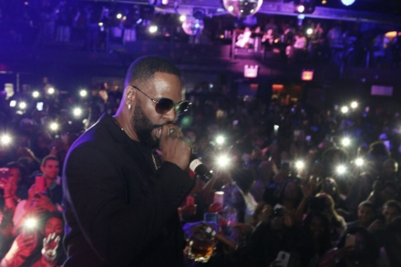 Surviving R  Kelly: Why Is the Music Industry Still