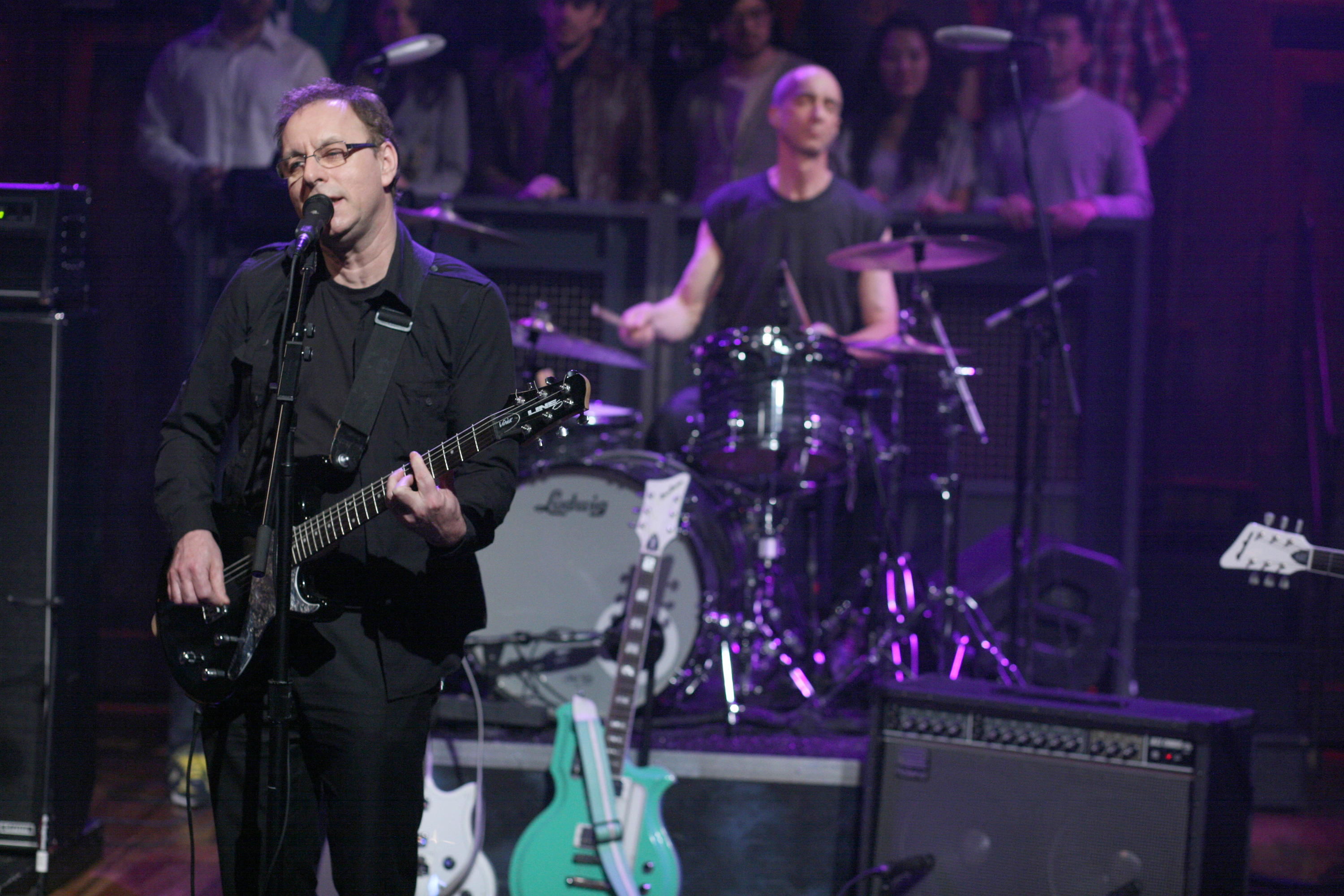 Post-Punk Legends Wire Perform \'Red Barked Trees\' on Fallon ...