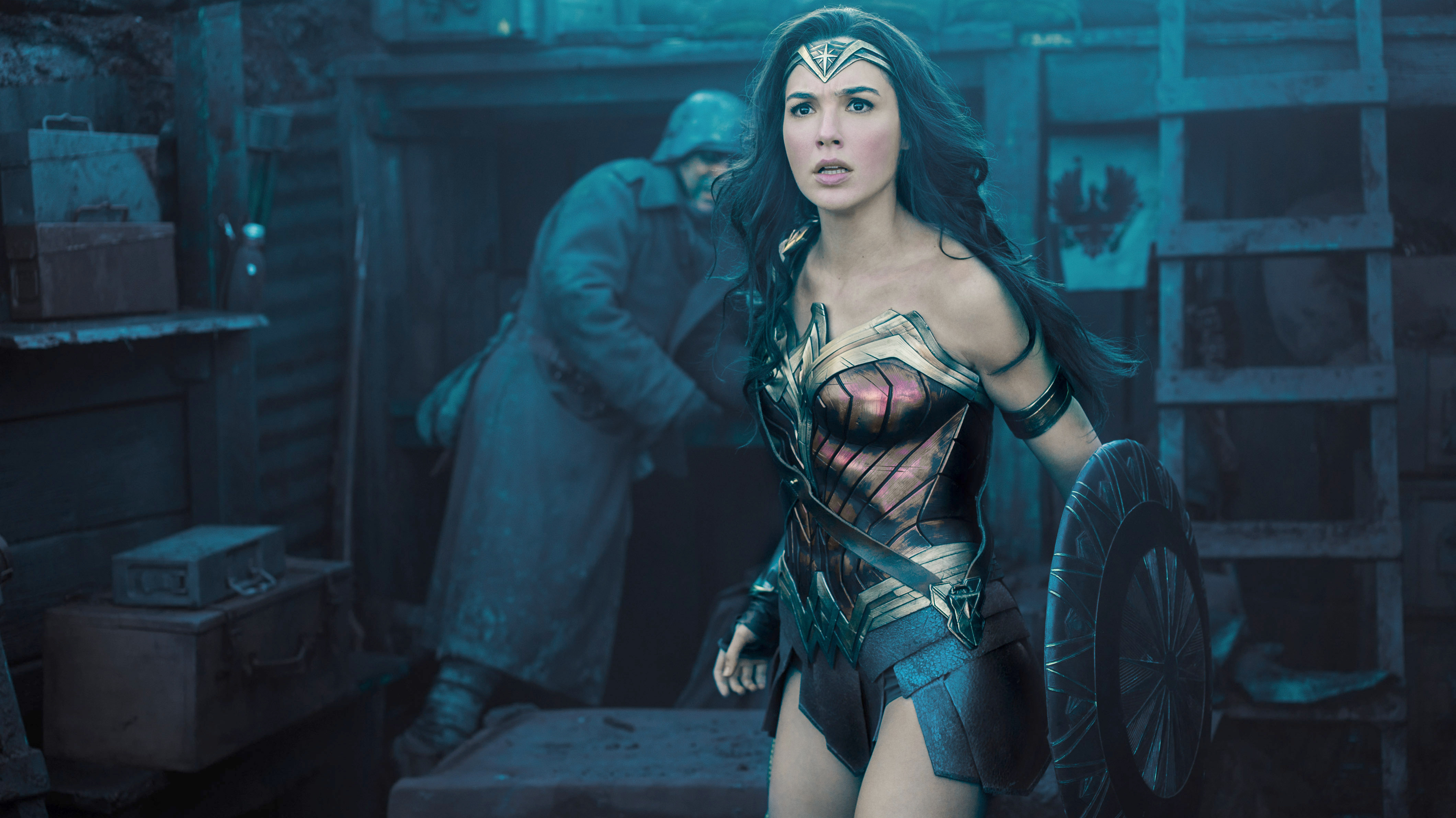 Wonder Woman Gal Gadot On Becoming Badass Female Action Hero