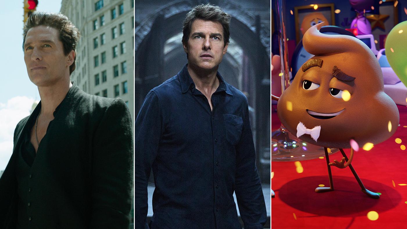 10 Worst Movies of 2017
