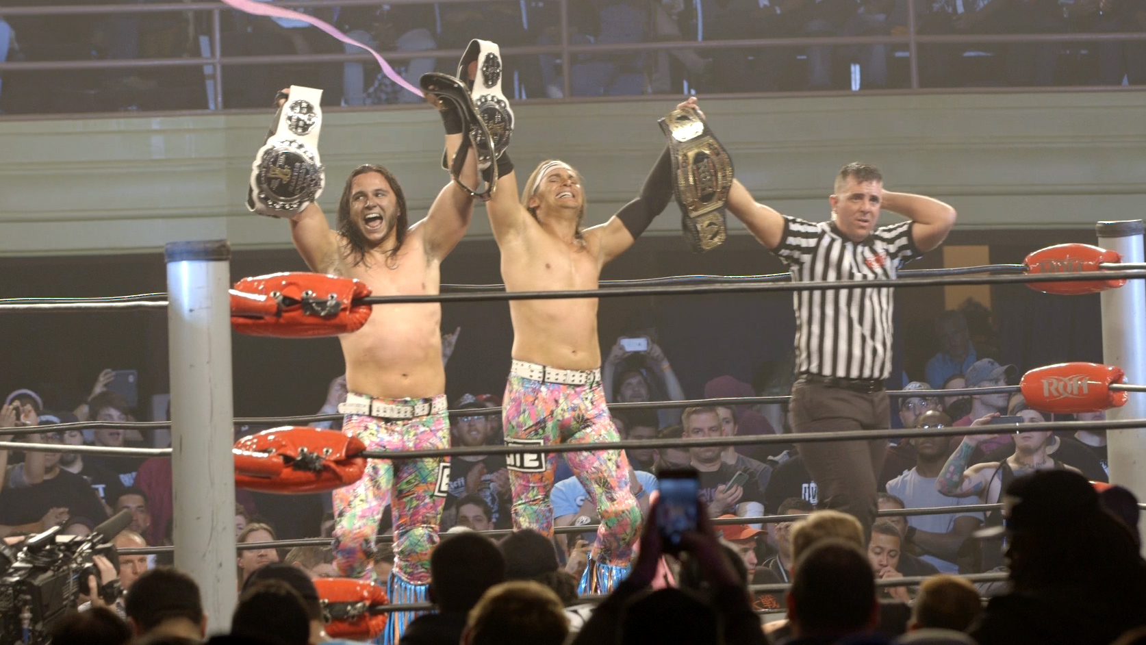 Watch The Young Bucks Super Kick Party Rolling Stone