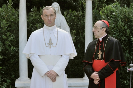 The Young Pope' Season Premiere Recap: Heat Pray Love