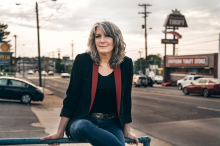 Hear Kathy Mattea's New Song 'I Can't Stand Up Alone