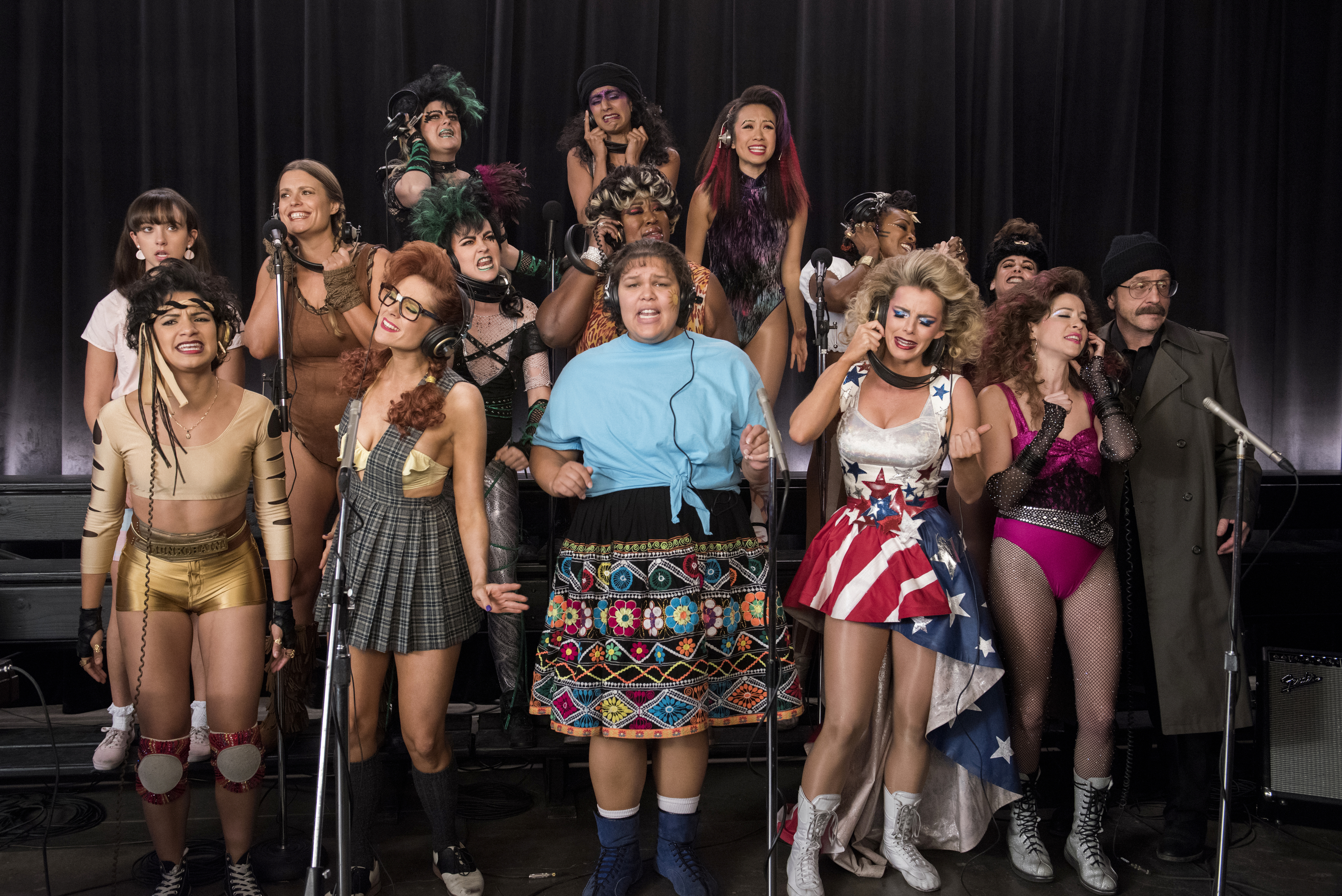 Glow Inside Season 2 S Standout Show Within A Show