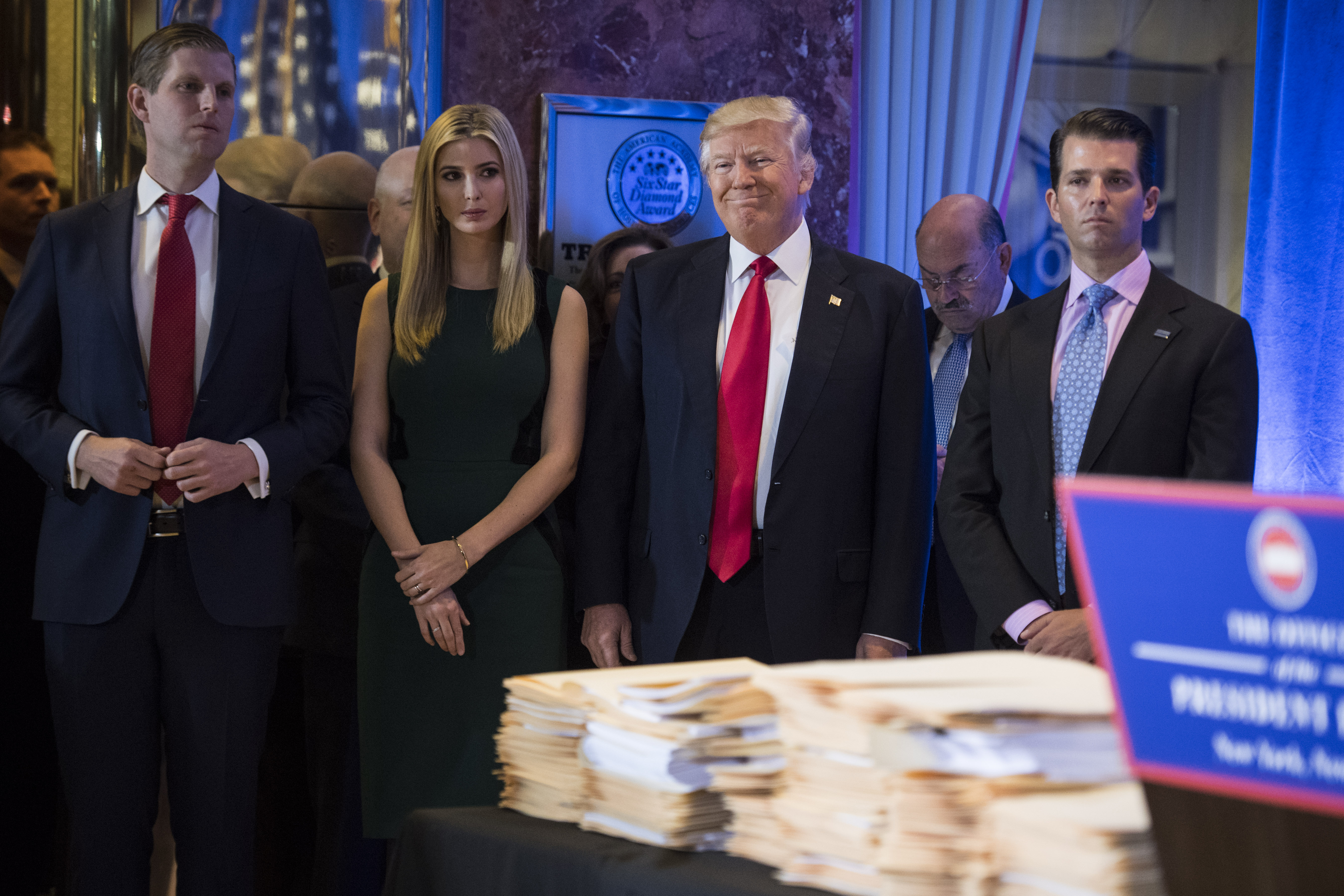 We Might See Trump's Tax Returns After All