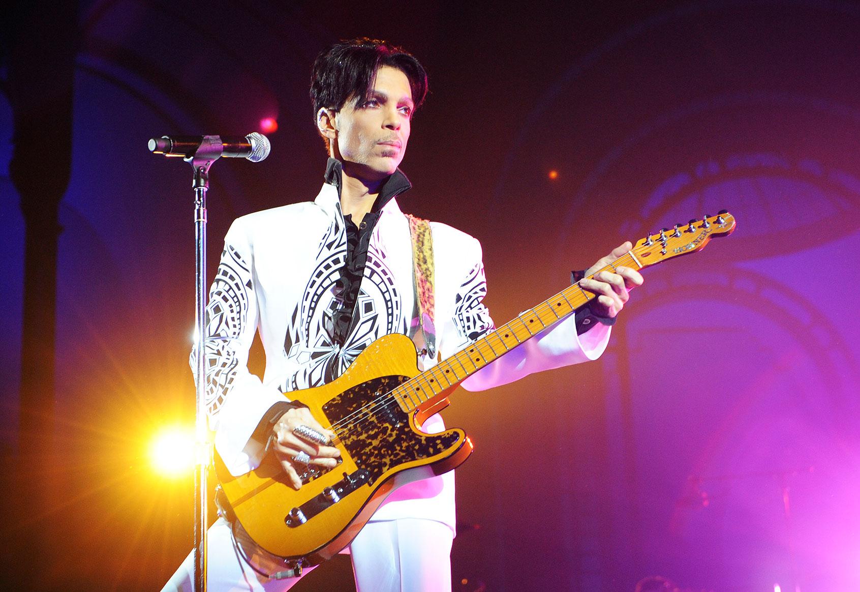 Not like i love my guitar prince