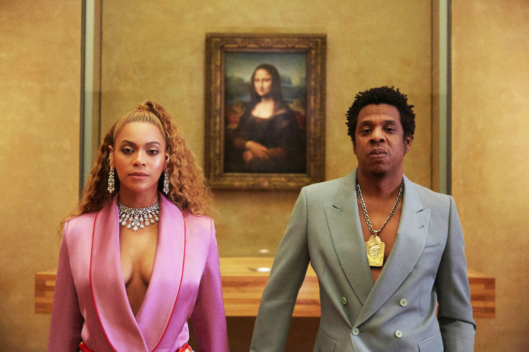Louvre Creates Guided Tour Based on Beyonce, Jay-Z's 'Apeshit ...