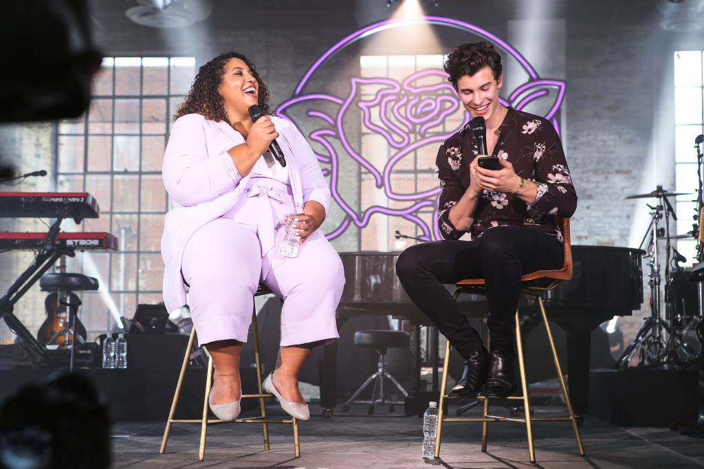 Rolling Stone staff writer Brittany Spanos interviews Shawn Mendes before his performance